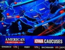 Gafa monumentala la Fox News: au facut praf harta Europei