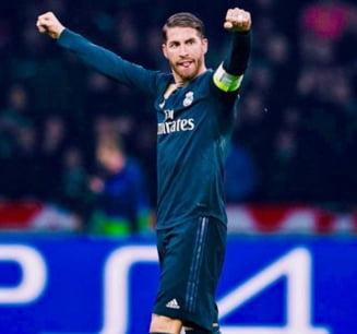 Gafa uriasa a lui Sergio Ramos: Ar putea fi suspendat din cauza unei declaratii