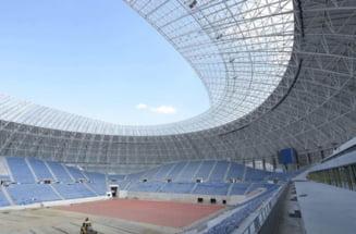Gafe peste gafe la stadionul de 52 de milioane de euro din Craiova - autoritatile au schimbat proiectul in ultima clipa