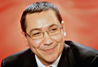 Gafele uriase ale lui Ponta (Opinii)