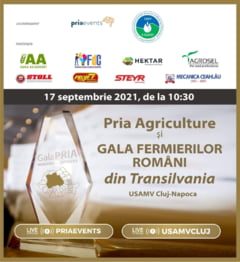 Gala fermierilor din Transilvania, gazduita de USAMV Cluj-Napoca