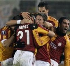Galatasaray a eliminat Bordeaux din Cupa UEFA (Video)
