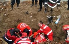 Galatean UCIS de un mal de pamant la groapa de gunoi din Brasov
