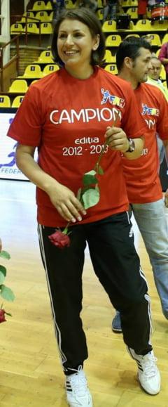 Galateanca Steluta Luca a fost aleasa vicepresedintele FR Handbal