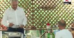 Galateanul care i-a dus bere lui Dragnea a ajuns la Euronews. A plecat definitiv din tara la doar 3 zile dupa intalnire