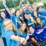 Galatencele Andreea Taivan, Alexandra Dindiligan, Elena Dache, Daniela Corban au marcat la Mondiale