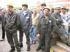 Galati: Protest la combinatul siderurgic ArcelorMittal