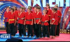 """Galatiul, pe harta """"Romanii au Talent""""/ Micii samurai de la Akikai au intrat in competitia de la Pro Tv"""