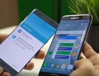 Galaxy Note 7 ar putea fi retras de pe piata
