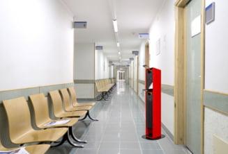 Gama de dispensere de dezinfectare maini