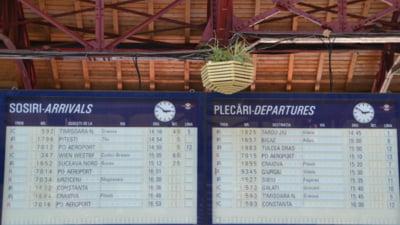 Gara din Ramnicu Valcea, modernizata cu zeci de milioane de lei, nu poate fi folosita