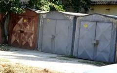 Garajele din Braila mai raman pe pozitie pentru o perioada. Primaria nu si-a facut o priritate din demolarea lor