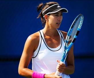 Garbine Muguruza se prabuseste in clasamentul WTA dupa ce-a fost eliminata inca din turul doi la Cincinnati