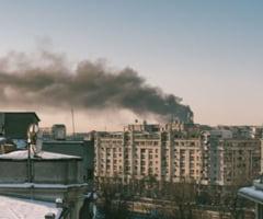 Garda de Mediu prezinta principalele surse de poluare din Bucuresti