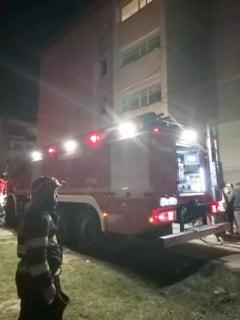 Gasit mort in apartamentul incendiat de la o lumanare
