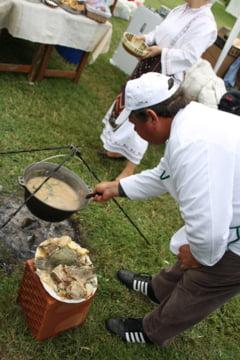 Gastronomia din Delta Dunarii, prezentata intr-un nou serial de televiziune
