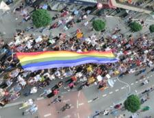 Gay Pride 2018: petrecerea sotilor Coman-Hamilton