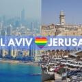 Gay Pride in Israel a atras 45.000 de turisti care au cheltuit 45 de milioane de dolari