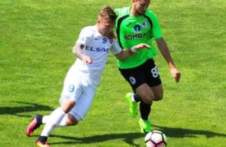 Gaz Metan Medias - FC Botosani 2-0. Situatia lui Ciobotariu, tot mai fragila