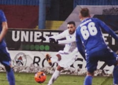 "Gaz Metan Medias a invins-o pe FC Voluntari in Liga 1. Portughezul Ze Manuel a decis meciul cu o ""dubla"""