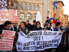 Gazele de sist - obiectiv prioritar in programul de guvernare al lui Ponta