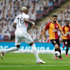 Gaziantep a remizat cu Galatasaray, scor 3-3. Maxim a marcat din penalti in minutul 90+15