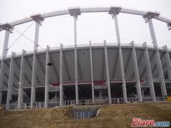 Gazonul National Arena trebuie schimbat in trei saptamani