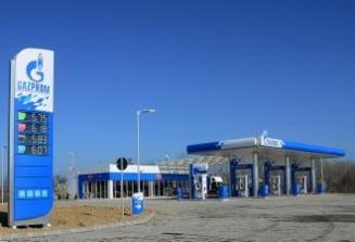 Gazprom vrea sa aiba 120 de benzinarii in Romania - afla investitia uriasa
