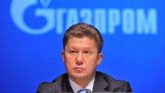 Gazpromul avertizeaza: Ucraina nu va avea timp sa stocheze destul gaz ca sa reziste la iarna
