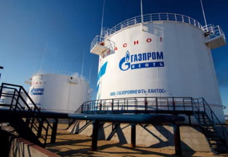 Gazpromul creste enorm pretul la gaze naturale perceput Ucrainei