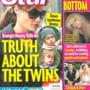 Gemenii Angelinei Jolie ar putea suferi de sindromul Down