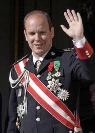 Gemenii cuplului regal din Monaco au fost botezati - cine sunt nasii