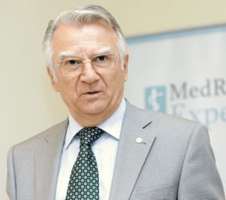General academician, fost consilier al lui Antonescu, in conflict de interese