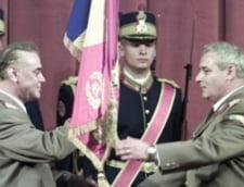 Generalii Badalan si Popescu, condamnati definitiv la inchisoare cu suspendare