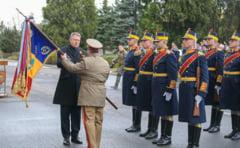 Generalul Daniel Petrescu a fost investit de Klaus Iohannis in functia de sef a Statului Major al Apararii (Video)