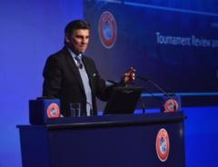 Generatia de Aur va avea un candidat la alegerile pentru presedintia FRF: Va fi sustinut de seful UEFA!