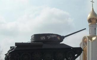 Genistii rusi, exercitii militare in Transnistria - Ucraina trimite soldati la frontiera