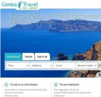 Genius Travel a pagubit 147 de clienti de 136.000 de euro - Patronul nu stie unde au disparut banii