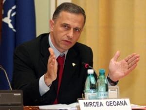 Geoana: Daca Ciolos are o sansa, PSD este dispus sa-l sustina