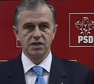 Geoana: Este momentul pentru o guvernare PSD