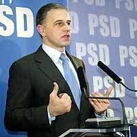 Geoana: Hrebenciuc nu negociaza fara mandat de la conducere