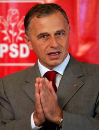 Geoana: Nu vor fi surprize la conventia PD-L, dar un nou Guvern va trece greu de Parlament