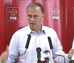 Geoana: PSD a votat propunerea de eliminare a imunitatii pentru demnitari
