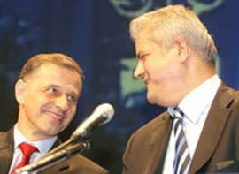Geoana: Pe 30 noiembrie incepe, la Mizil, campania pentru alegerile prezidentiale
