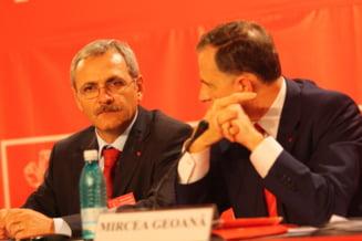 Geoana: Sceneta ieftina regizata de Ponta si Dragnea, umilitoare pentru membrii si votantii PSD