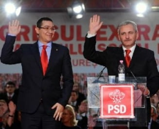 Geoana, Vanghelie si Sova, exclusi din PSD, se cere si mazilirea lui Iliescu. Razboiul declaratiilor continua
