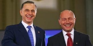Geoana, dupa ce a fost laudat de Basescu: Cand Calul Troian vine de la Traian...