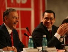 Geoana, suparat pe Ponta ca l-a pus pe Oprescu pe lista prezidentiabililor si pe el nu