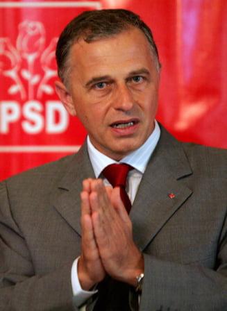 Geoana, suspendat sase luni din PSD (Video)