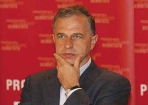 Geoana isi pune mandatul de presedinte al Senatului la dispozitia PSD